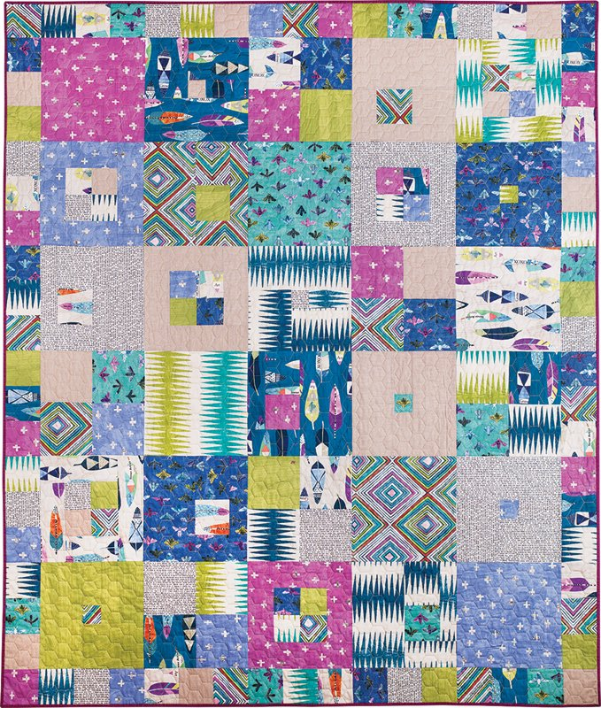 Hip to Dream Quilt Kit