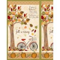 Autumn Road Wall Kit