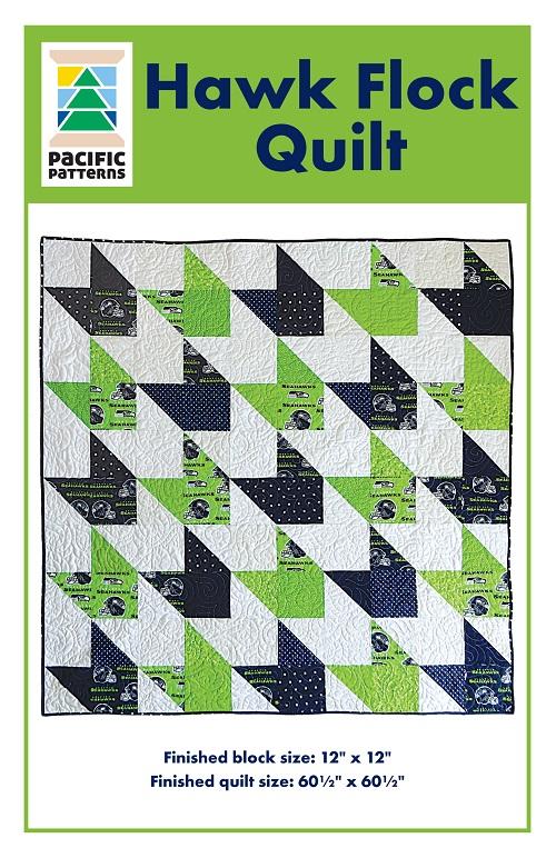 Hawk Flock Quilt Pattern