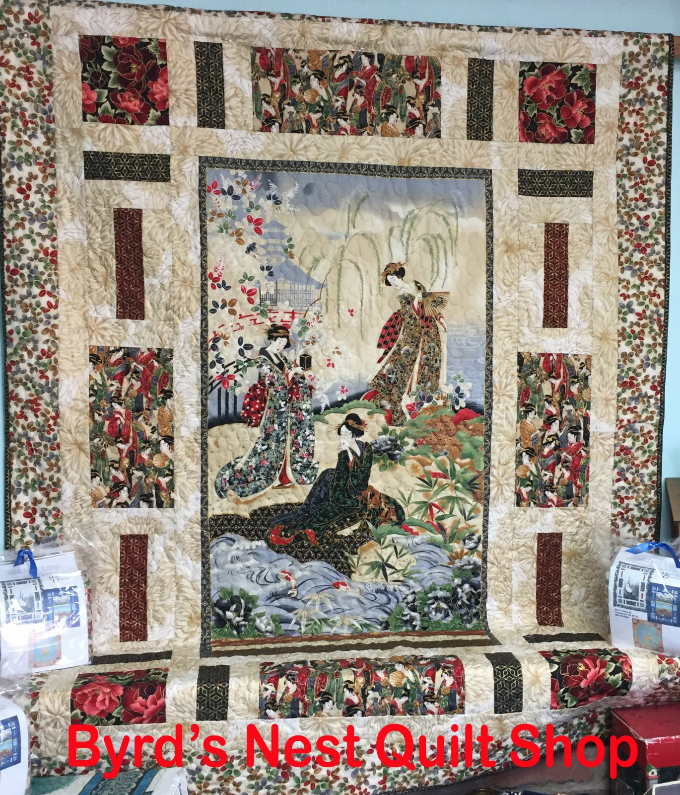 Kits For Quilts Table Runners And More