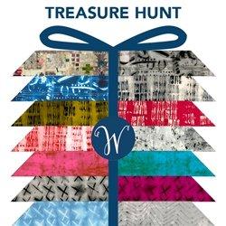 Fat Quarter Bundle - Marcia Derse Treasure Hunt