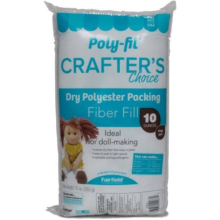 Crafter's Choice Fiberfill 10oz