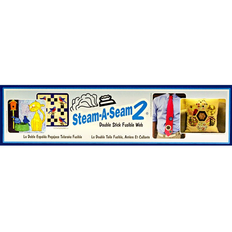 Steam A Seam 2 Fusible 24 wide