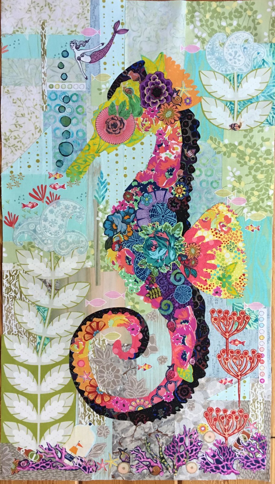 Collage Kits By Laura Heine