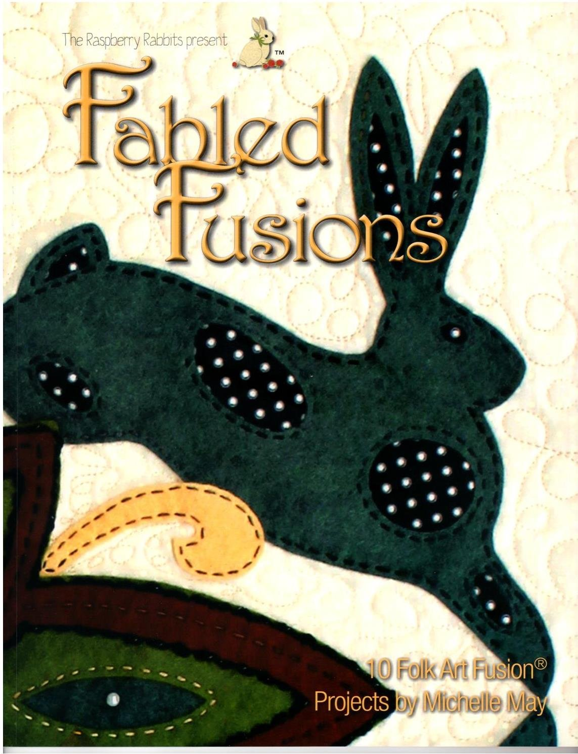Fabled Fusions Book