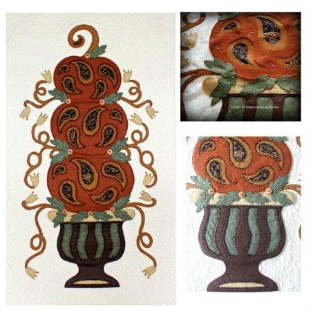 Paisley Pumpkins e-Pattern