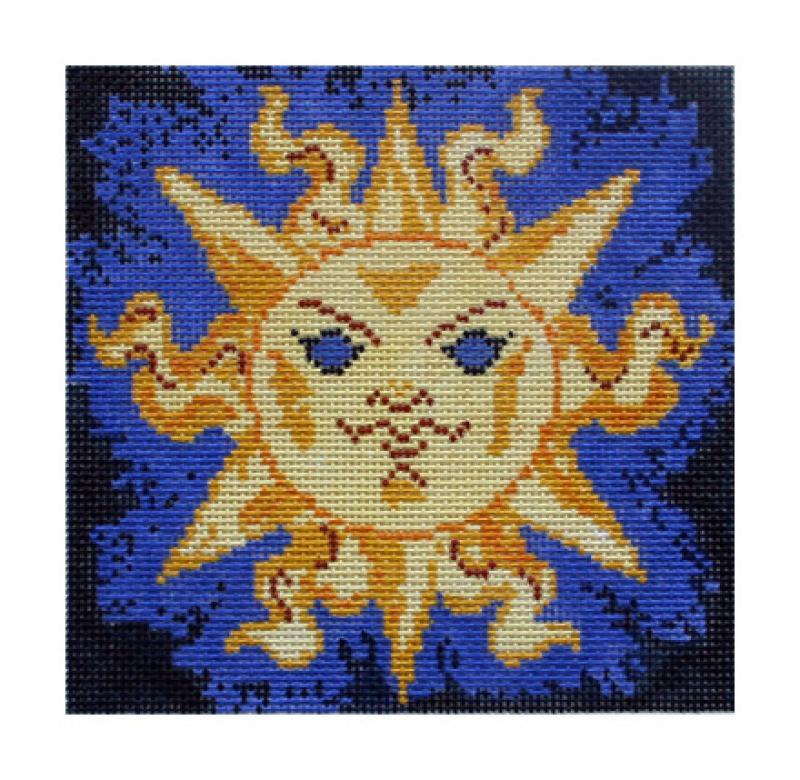 DH3610 - Sun Face