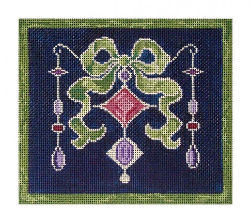 DH3627 - Jeweled Ribbon