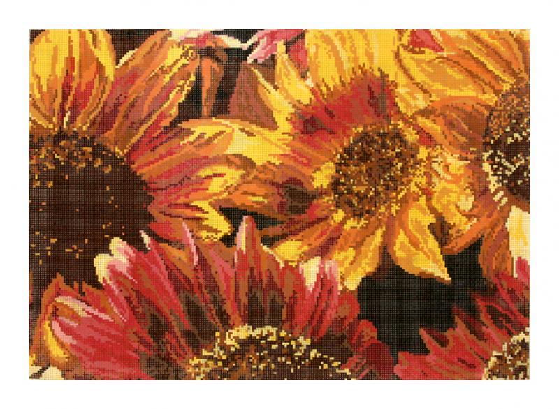 DH3646 - Sunflower Bunch