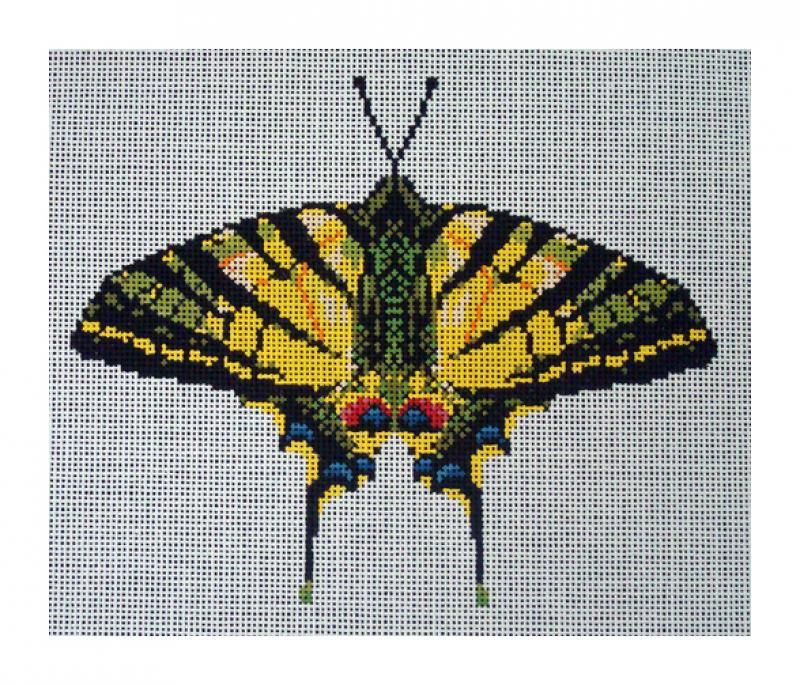 DH3675 - Yellow Swallowtail