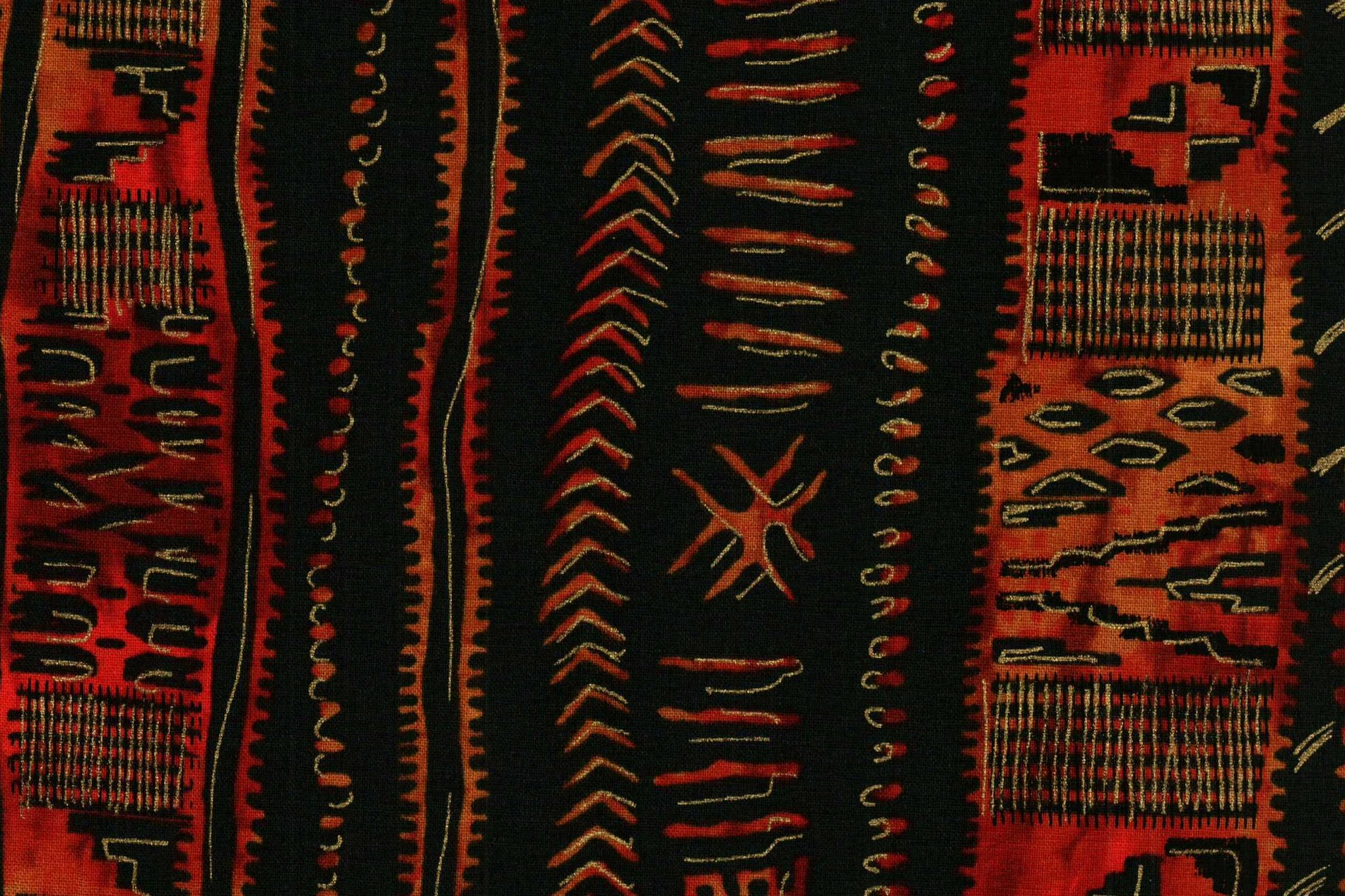 an analysis of the african textiles and quilting styles African american quilting is almost black women made their quilts in the same styles that were popular some persons begin by using african textiles in.