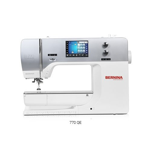 Bernina 770 Quilters Edition Sewing Machine