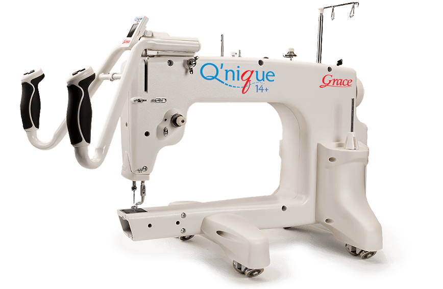 Q'nique 14 Mid/Long Arm Sewing Machine