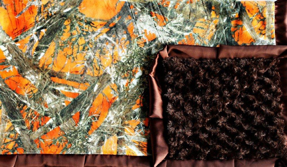 Hunter Orange-Brown-Brown
