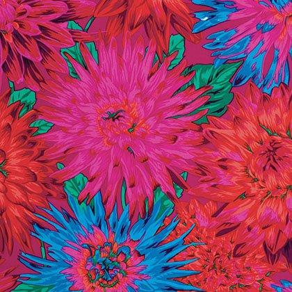 Philip Jacobs - Spring 2012 - Cactus Dahlia - Red