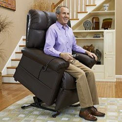 Power reclining lift chair rentals