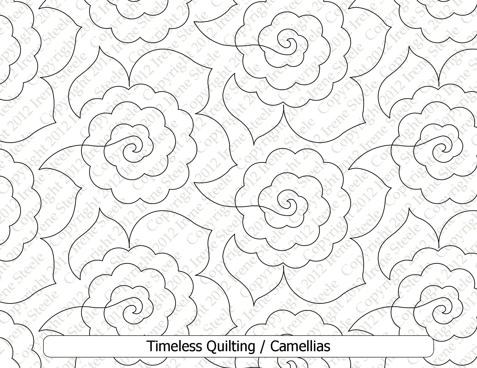 Longarm Quilting Patterns Digital : Check It Out