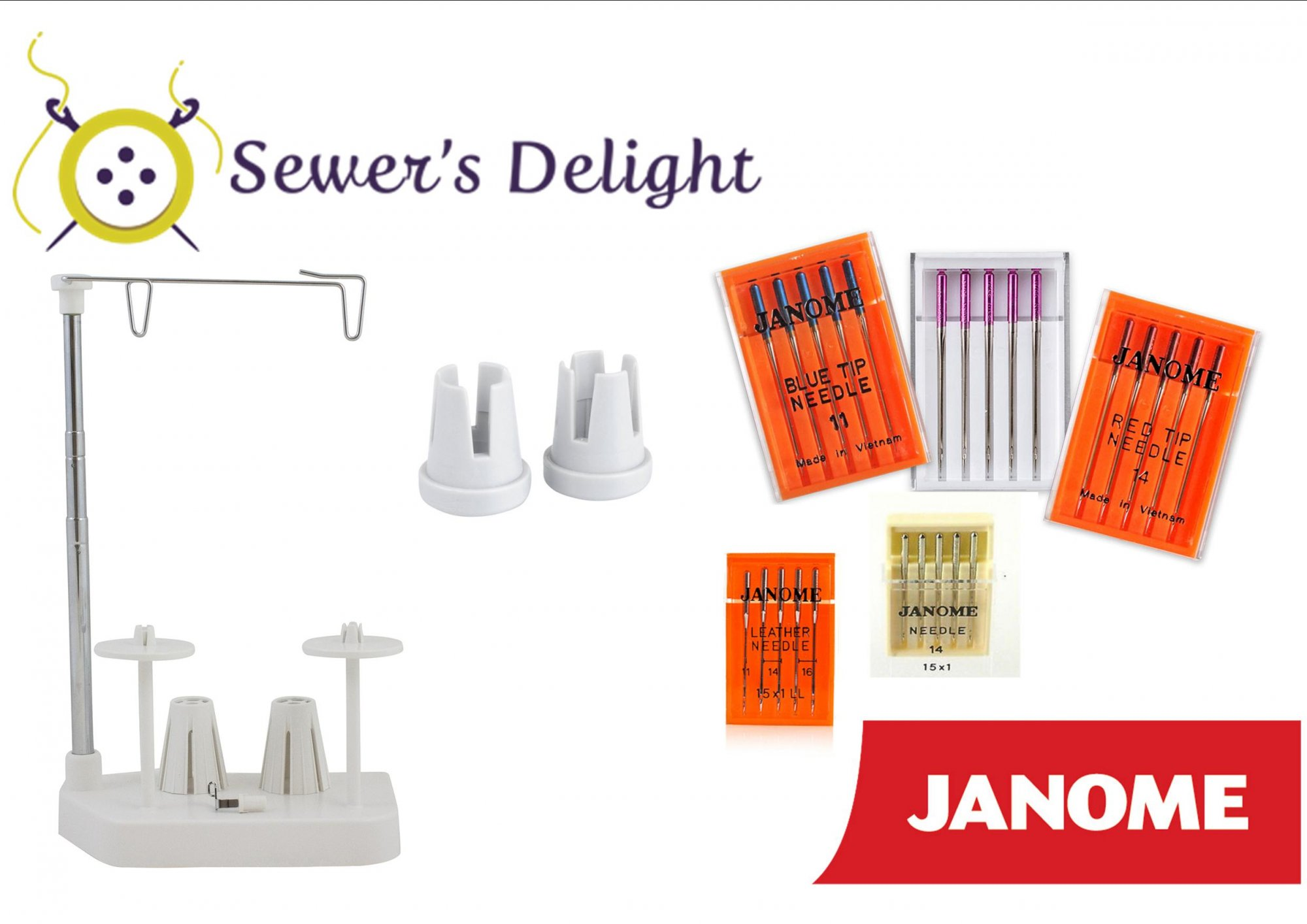 janome embroidery machine accessories