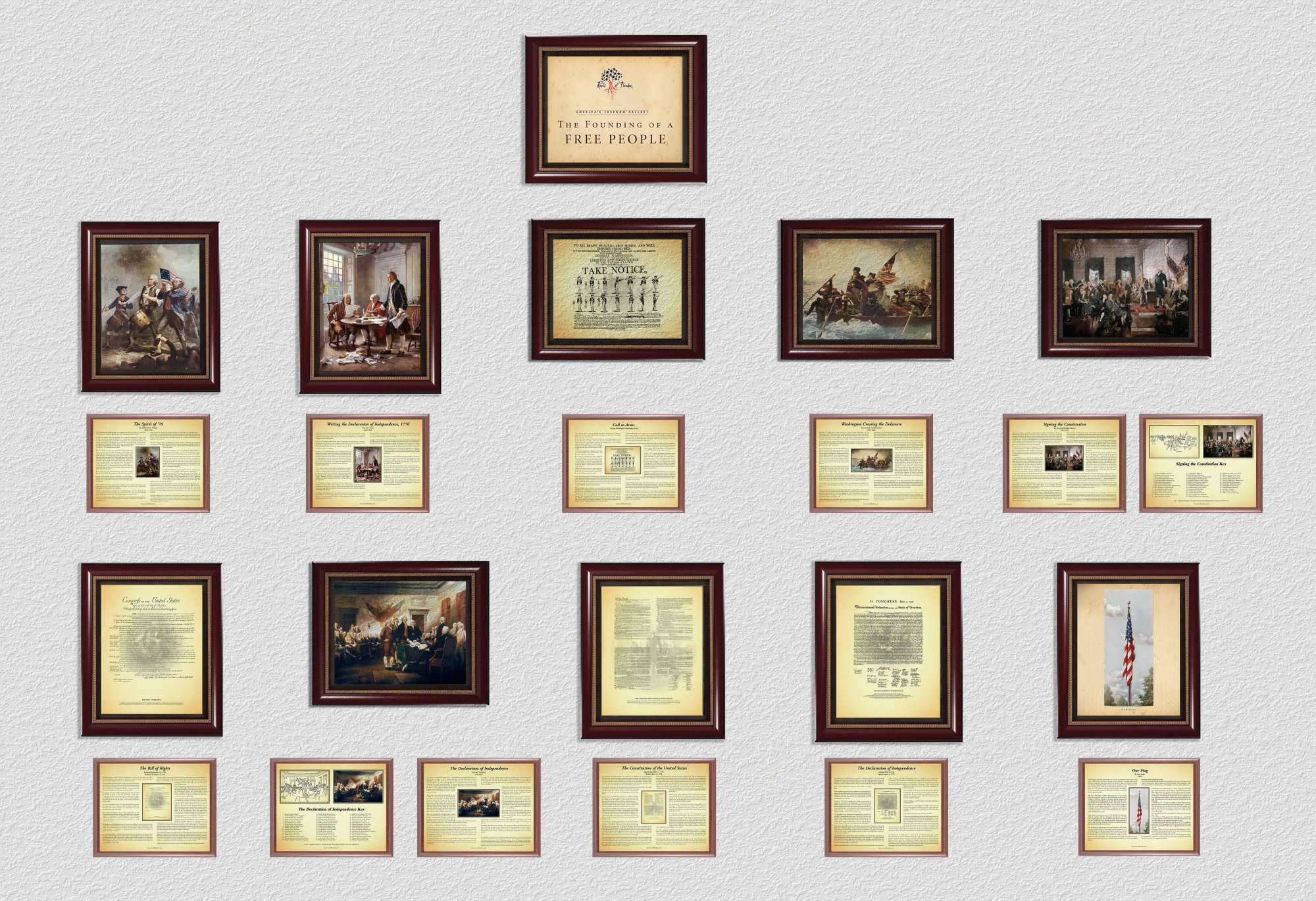 NEW!!! A Complete Executive Standard Gallery