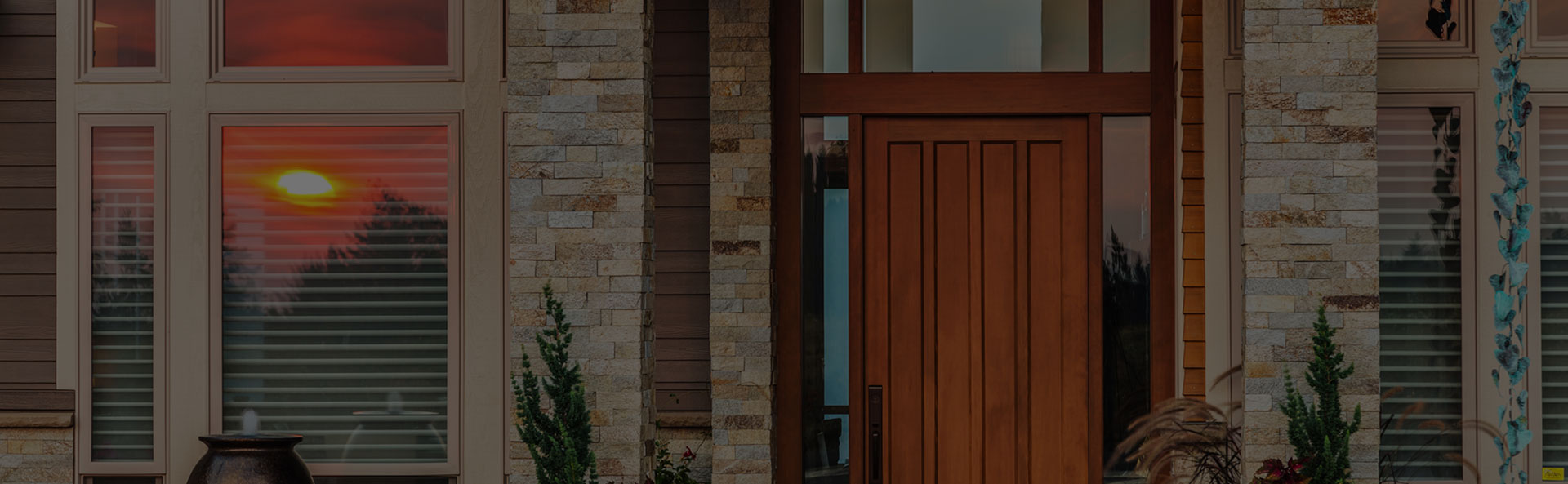 modern exterior doors affordable