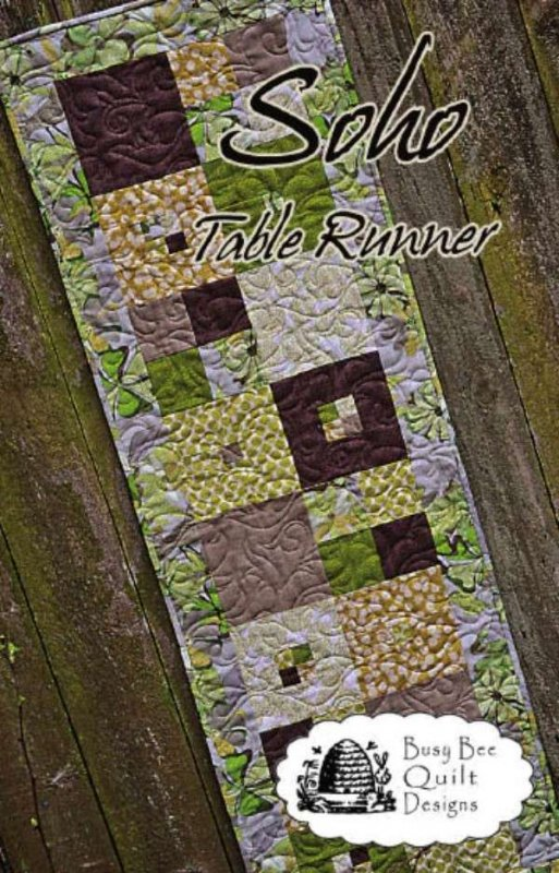 Busy Bee Quilt Designs Hip To Be Square : Busy Bee Quilt Designs