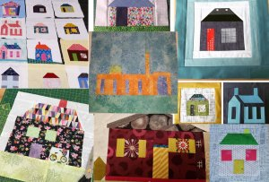 Fabric at Work Mosque Blocks