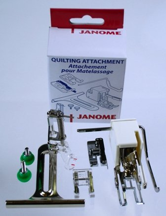 quilting attachment for sewing machine