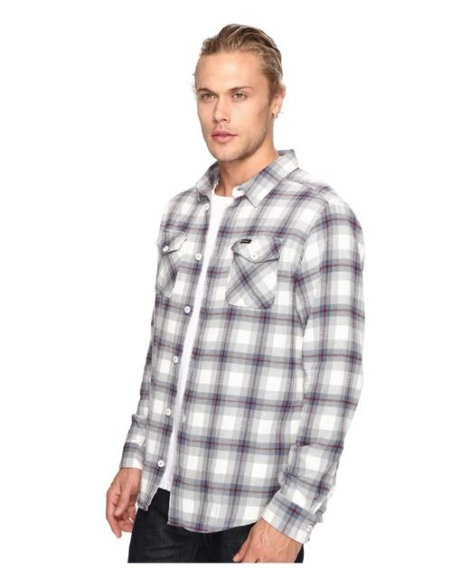 That'll Work Flannel Long Sleeve Shirt