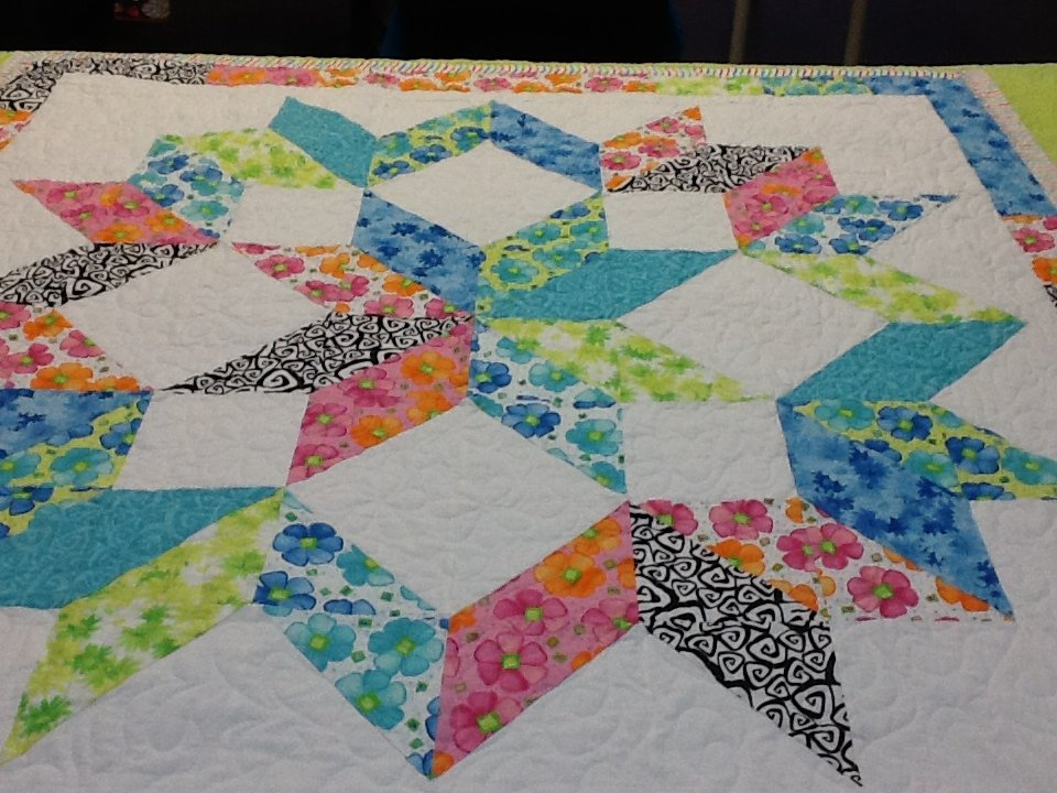 Carpenters Star Quilt
