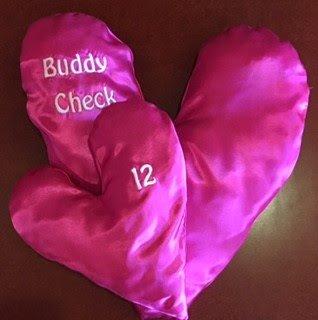 Buddy Check 12 Heart Kit