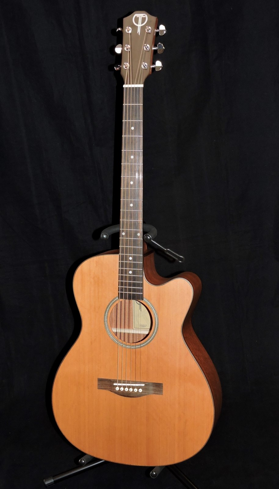 Teton Guitar Acoustic Electric