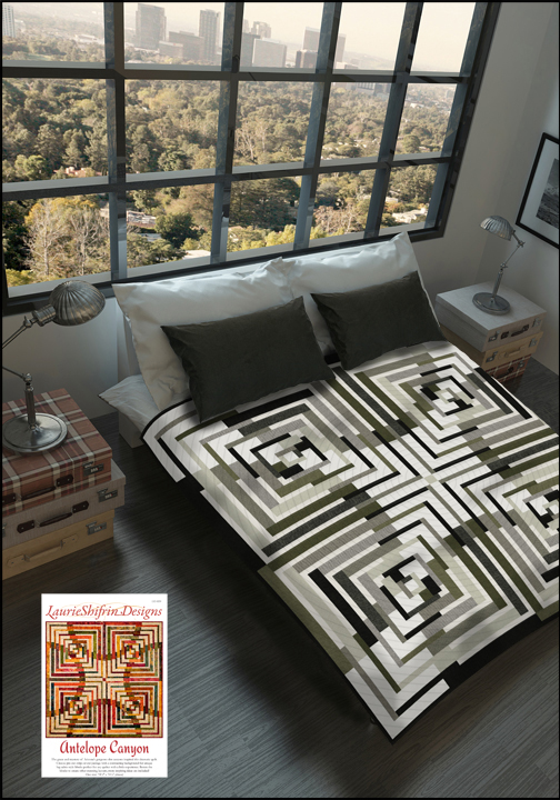 Antelope Canyon Quilt Kit