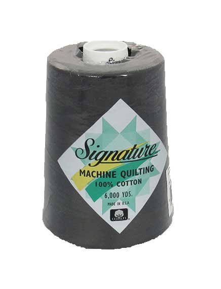 Signature-Qt Black 6000 Yd
