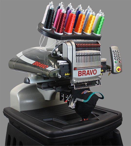Bravo Embroidery
