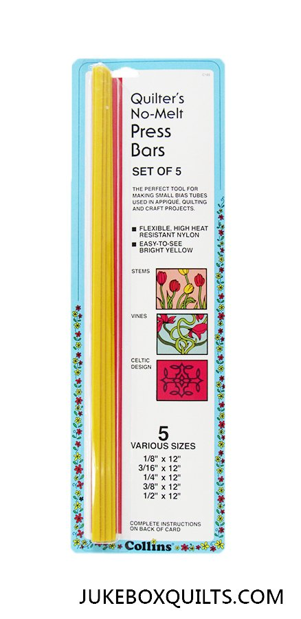 Quilters Press Bars 33262