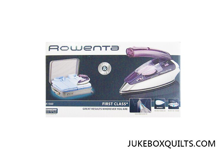 Rowenta Travel Steam Iron