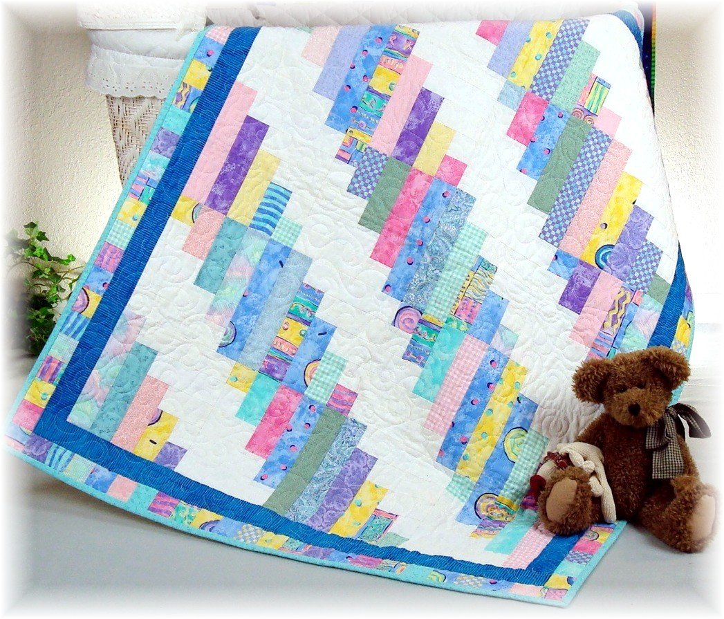 #419 My Favorite Quilt Pattern - Paper Pattern