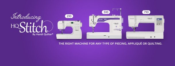 HQ Stitch Machines