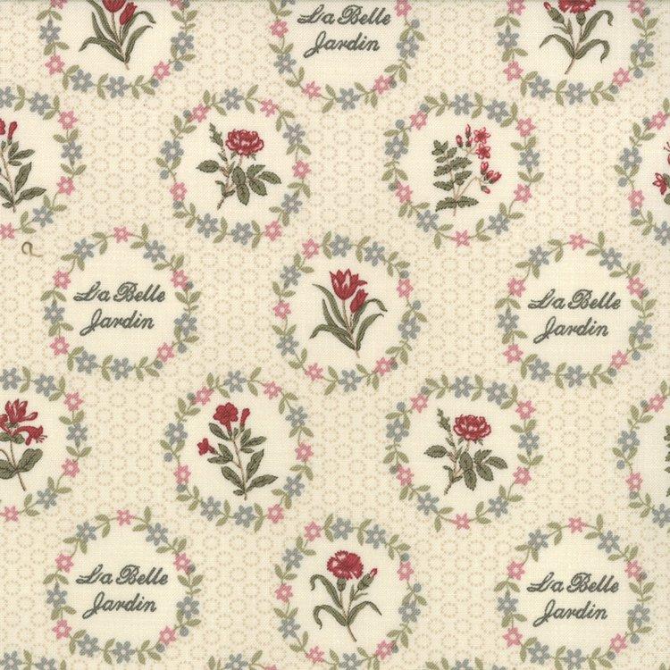 Moda la belle fleur french general 13631 16 for La belle fleur