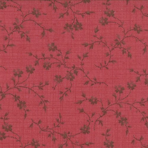French inspired floral and toile fabrics for La belle fleur