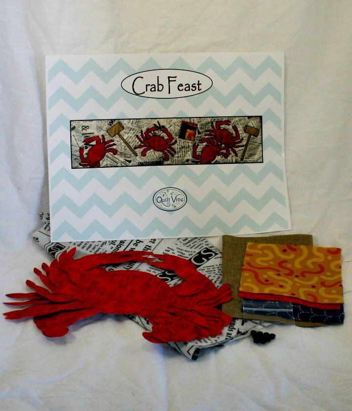 CRAB FEAST KIT (ROW BY ROW 2016)