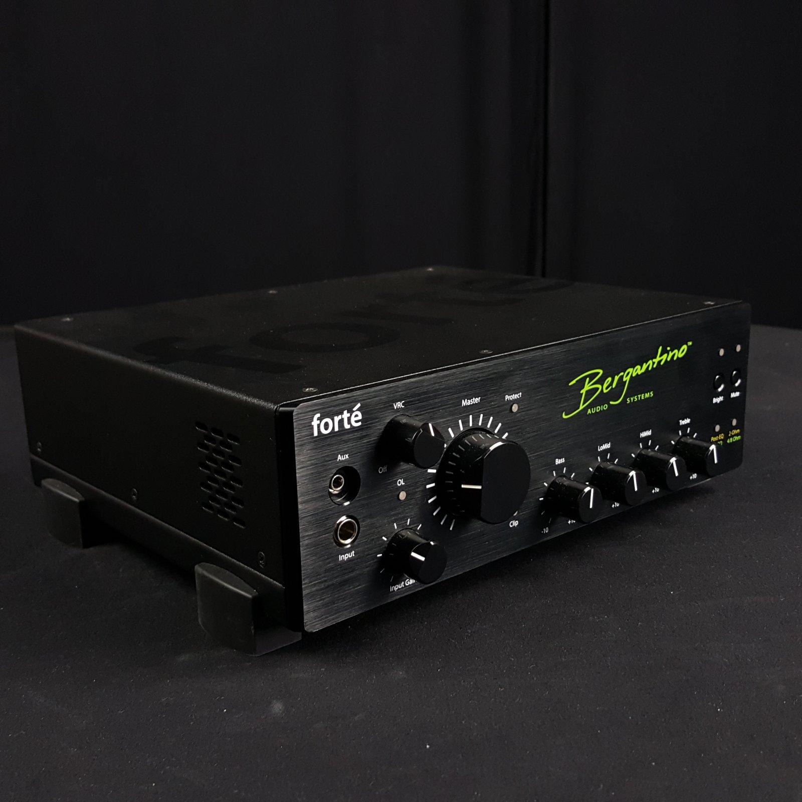 Bergantino Forte 700 Watt Digital Bass Amplifier