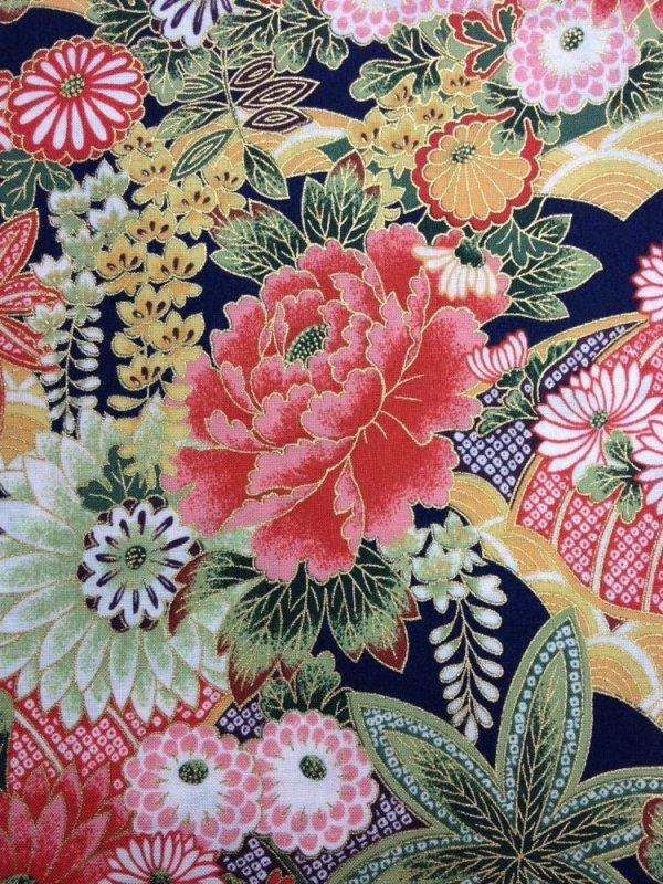 Asian Quilt Fabric 90