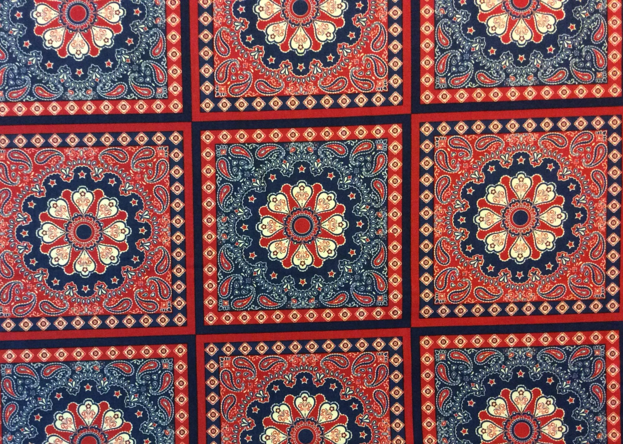 Red White And Blue Rug Designs