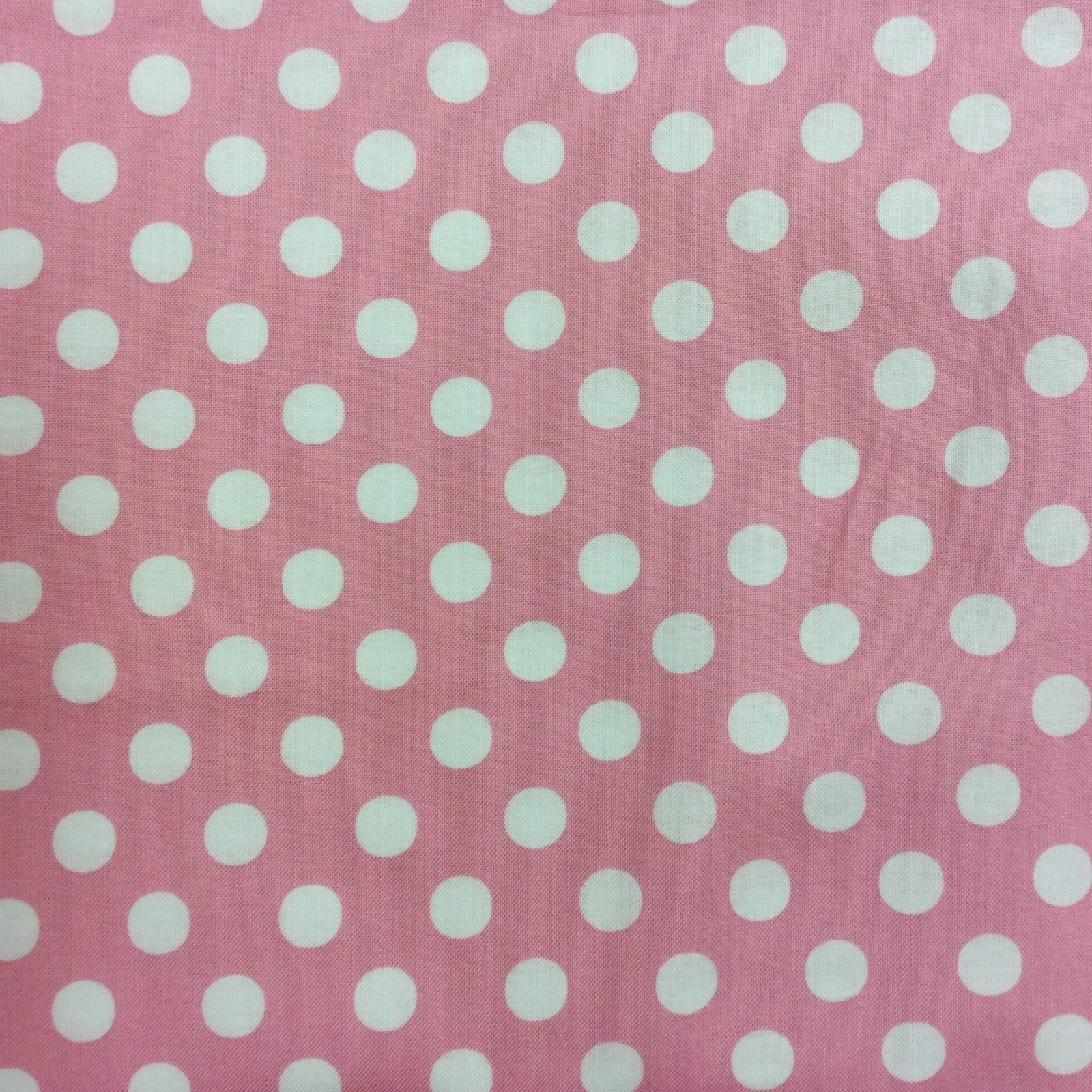 Md71 polka dot cute baby princess fairy pink cotton candy for Cute baby fabric