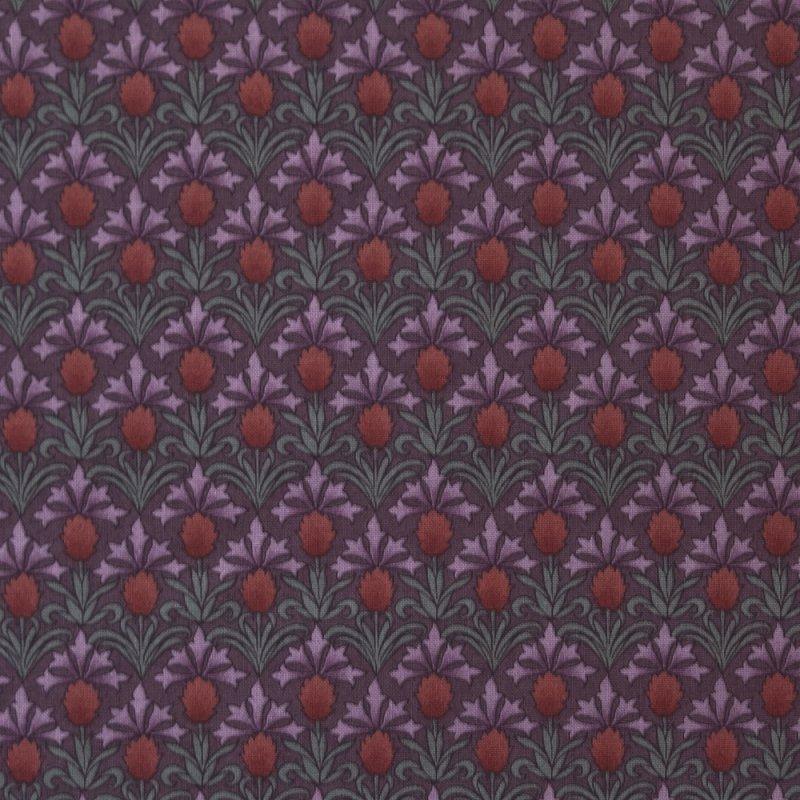 William morris barbara brackman mo02 moda arts and crafts for Cotton quilting fabric