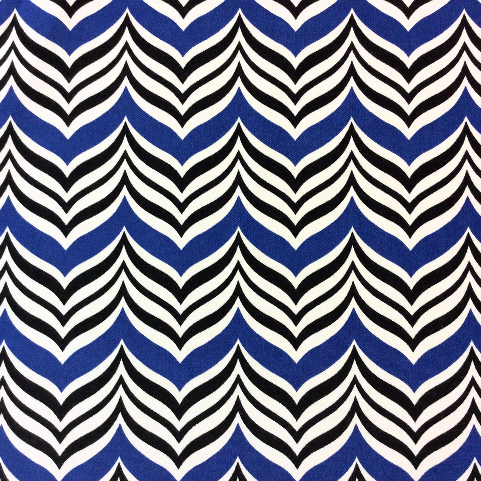 wave printed ripple blue black whitethe yard outdoor home