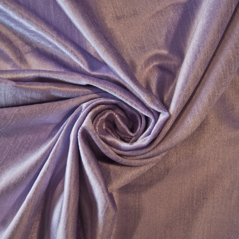 rx005 luxurious solid velvet lavender by the yard upholstery home decor fabric