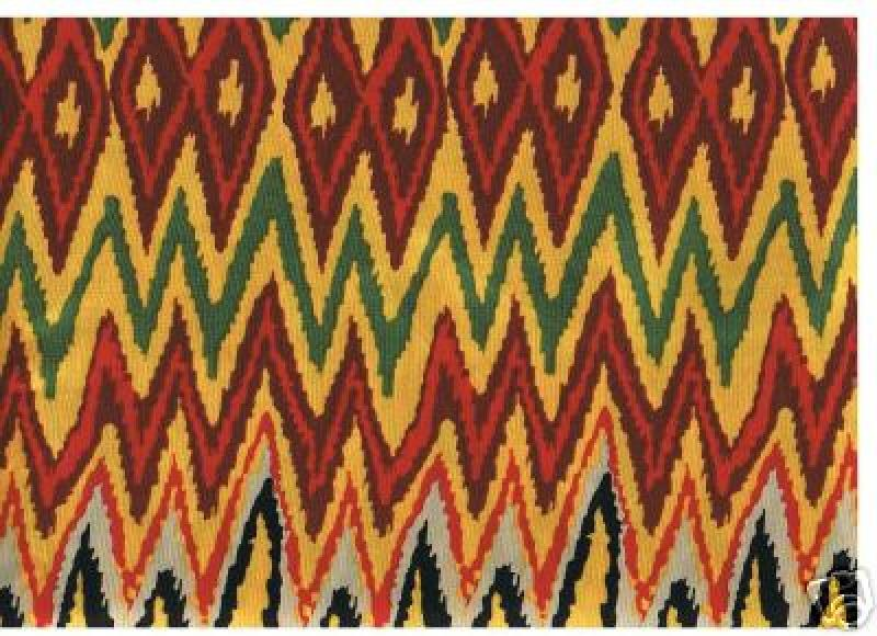 Ikat Suzani Suzanni Mud Cloth Ethnic Tribal
