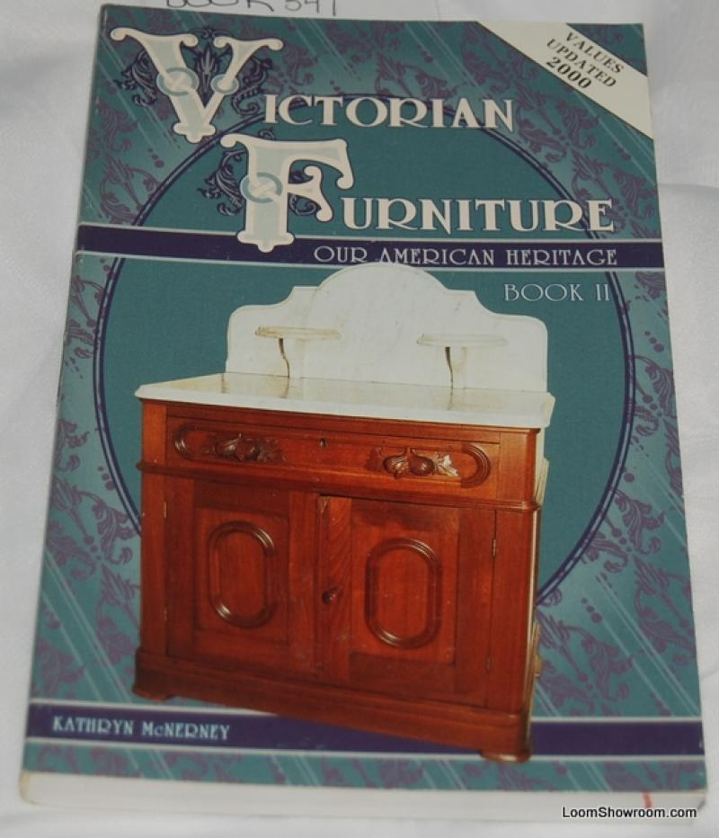 Book341 victorian furniture cathryn mcnernery antique for Furniture valuation guides